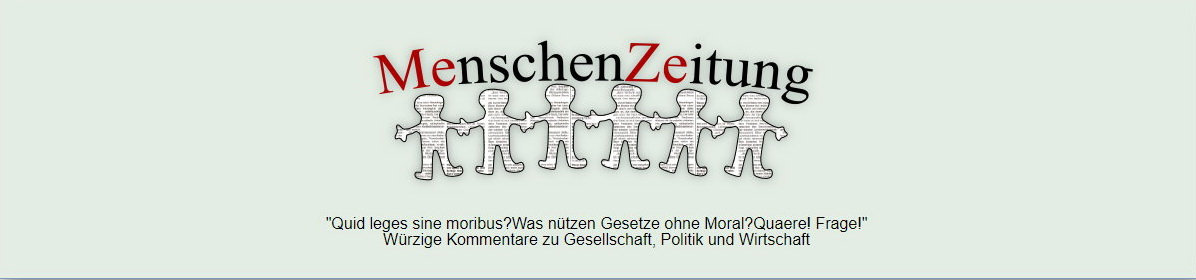 Menschenzeitung_