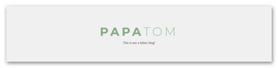 Papa Tom